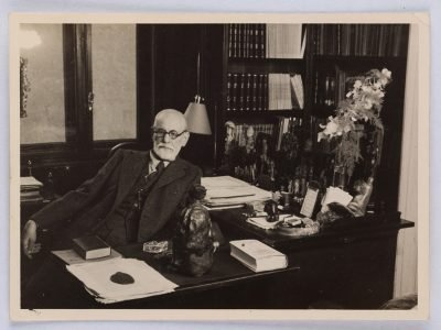 Sigmund Freud and The Freud Archives